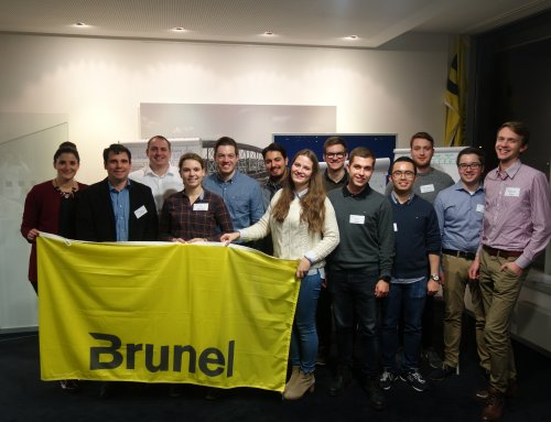 Brunel Workshop – Projektmanagement