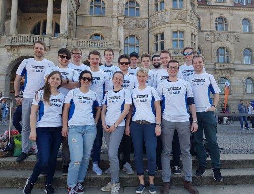 VWI runs Hannover Marathon